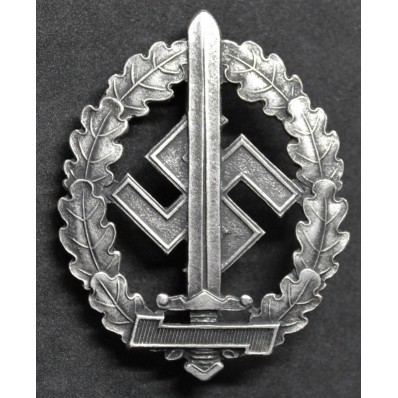 SA Sport badge for War Wounded (Silver)