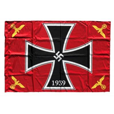 Flag - Iron Cross 1939 (90x150cm)