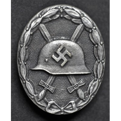 Wound Badge (Silver)