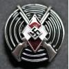 Hitler Jugend Marksman Badge