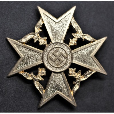 Zivil Spanien Kreuz (Gold)
