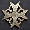 Civil Merit Cross for Spain War (Gold)