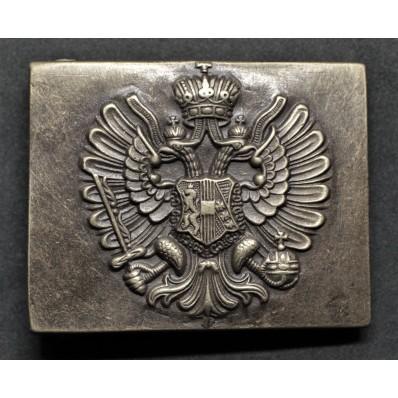 Fibbia Con Aggancio Moderno - Esercito Austro-Ungarico