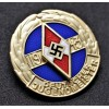 Golden Clasp of the Hitler youth Champion 1943