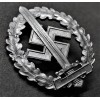 SA Sport badge for War Wounded (Black)