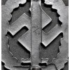 Distintivo Sportivo SA per Feriti di Guerra (Nero)