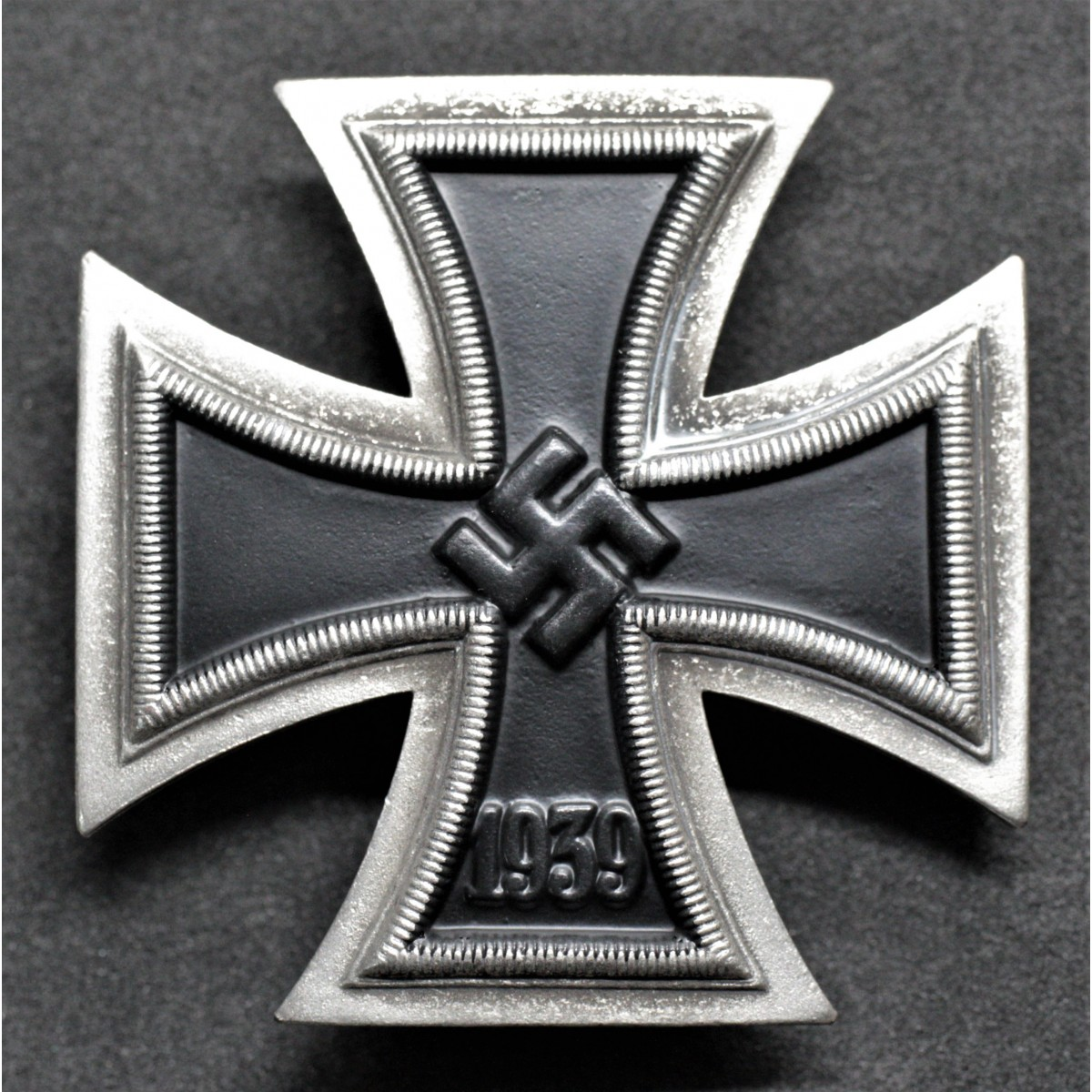 1957 ORDER OF THE GERMAN CROSS Repro WW2 Military Award Badge SILVER