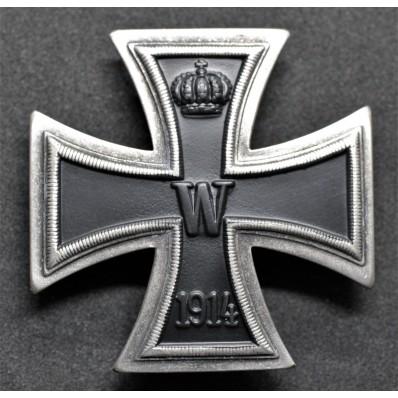 First Class Iron Cross WW1