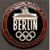 Badge for Members of the 1936 Berlin Olympics Film Troupe