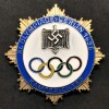 Honor Badge for Judges of the Berlin Olympics 1936