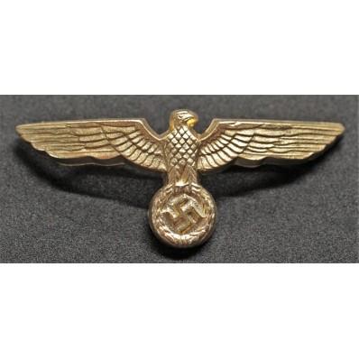Kriegsmarine and Heer Generals Eagle Hat Badge