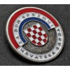 Croatian badge for the Beginning of the Homeland War (Silver)