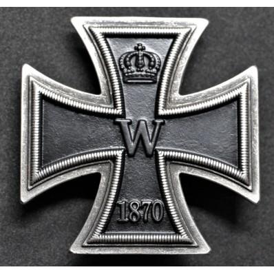 First Class Iron Cross 1870