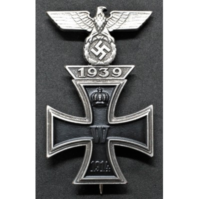 Reconfirmation Of The Iron Cross (With Backpin)