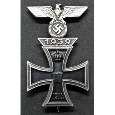 Riconferma Della Croce Di Ferro Di Prima Classe (Con Spillo)