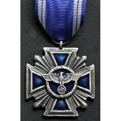 Medaglia di lungo servizio nel NSDAP 2a Classe - 15 Anni (Argento)