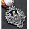 Medal Blaue Division