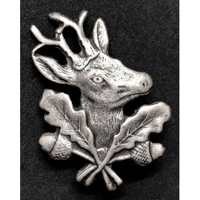 Early DJV members badge