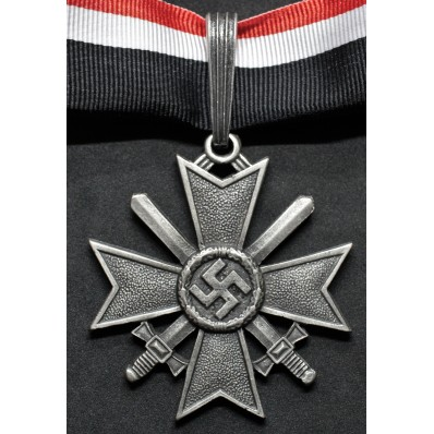 Knight's Cross of the War Merit Cross 1939 - With Swords (Silver)