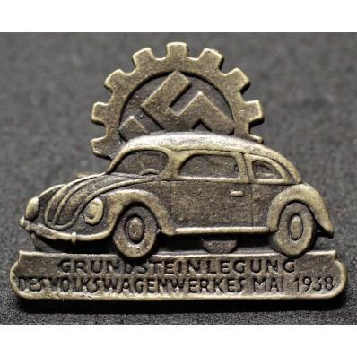 Volkswagen Abzeichen