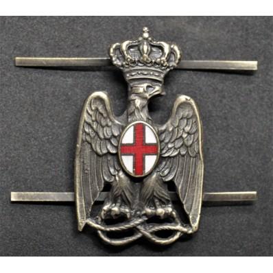 Cap Badge - PAI, Italian Africa