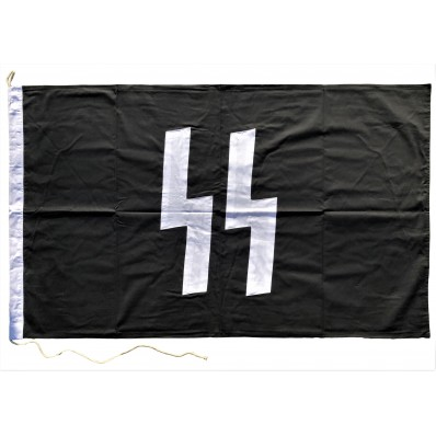 -Flag - SS Cotton (hand-stitched)