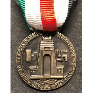 Medaglia Commemorativa Della Campagna Italo-Tedesca In Africa Settentrionale