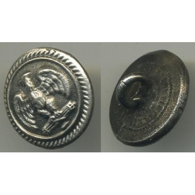 Hat Button - Musketeers of Mussolini