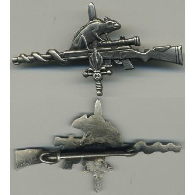 Distintivo da Petto - Paracadutisti della Legione Straniera