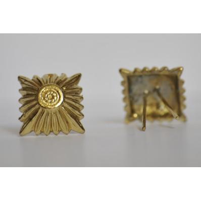 Ehrenzeichen - Raute (Gold)