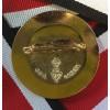 """Badge """"Effizienz Bei Der Arbeit"""" (Silver)"""