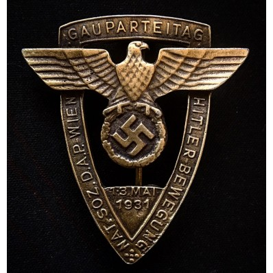 Badge Allgemeines Gau-Ehrenzeichen 1925