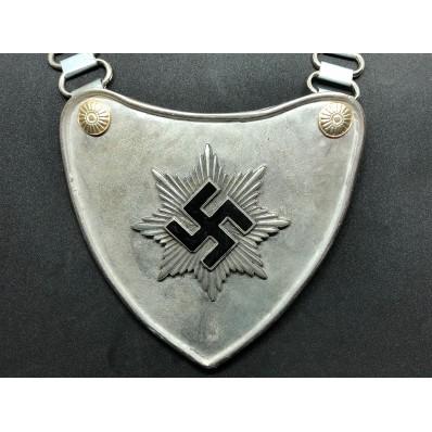 Gorgiera - Reichsluftschutzbund (Modello 1937)
