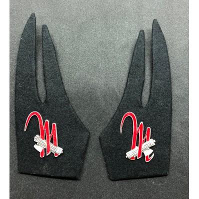 "Cloth Insignia - Legion ""M"" Guard of the Duce"