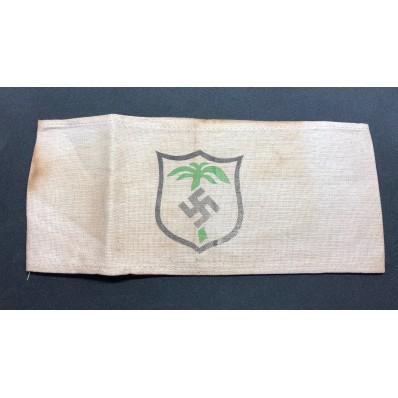 Armband - Deutsches Afrika Korps (DAK)