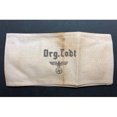 Armband - Org. Todt
