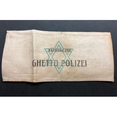 Armband - Jüdische Ghetto-Polizei