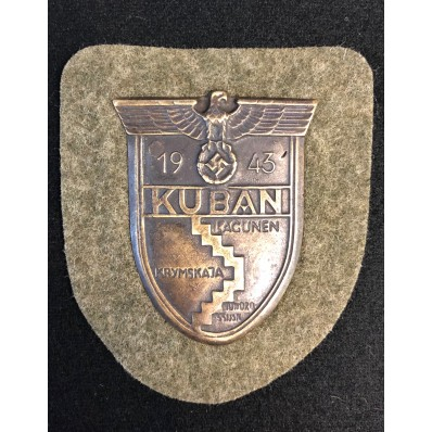 Kuban 1943 Battle Shield