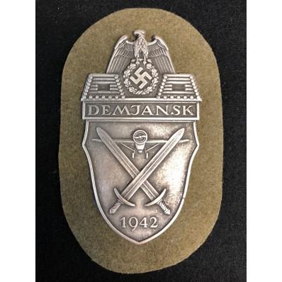 Scudetto Demjansk 1942