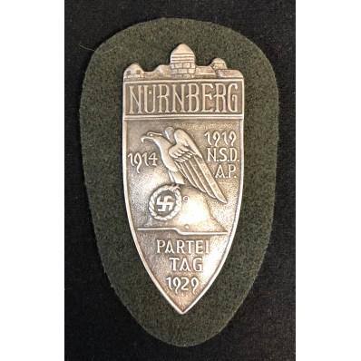 """""""Nürnberg"""" Battle Shield"""
