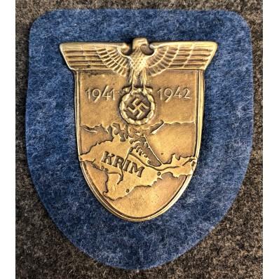 """Scudetto """"Krim 1941-1942"""" (Oro)"""