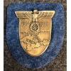 """Krim 1941-1942"" Battle Shield (Gold)"