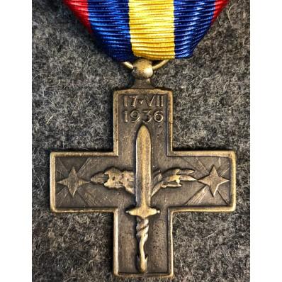 Croce di guerra per l'unità nazionale spagnola