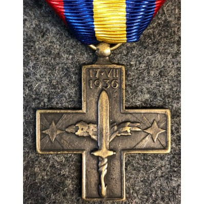 Cross for Spanish National Unity