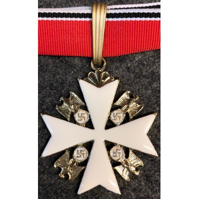 Grand Cross of the Order Of The German Eagle - Without Swords (Gold)