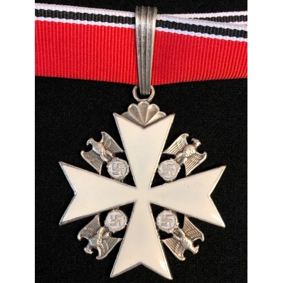 Grand Cross of the Order Of The German Eagle - Without Swords (Silver)