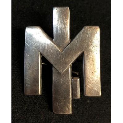 Cap Badge - Avant-garde Musketeers