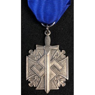 Medaglia Di Merito Per Servizio Nelle SA