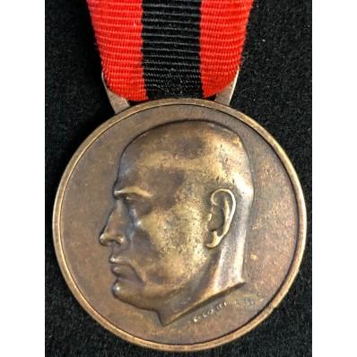 R.S.I. nationale Gewerkschafts-Medaille