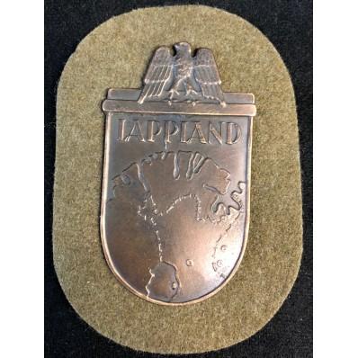 """""""Lappland"""" Battle Shield Without Swastika"""